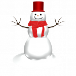 Download and use Snowman PNG Picture