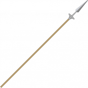 Now you can download Spear Transparent PNG File