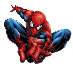 Download and use Spider-Man Transparent PNG File