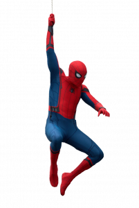 Grab and download Spider-Man Transparent PNG Image