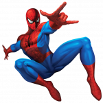 Download this high resolution Spider-Man  PNG Clipart