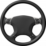 Free download of Steering Wheel Icon