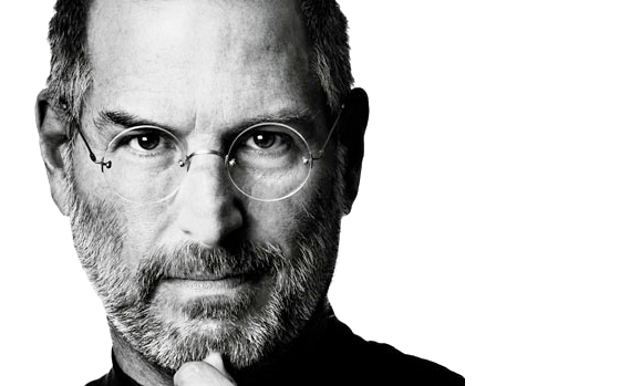Download this high resolution Steve Jobs Icon PNG