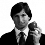 Now you can download Steve Jobs Transparent PNG File