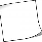 Download and use Sticky Notes In PNG