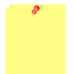Best free Sticky Notes Transparent PNG Image