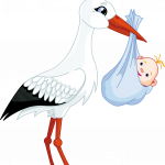 Best free Stork PNG Icon