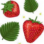 Free download of Strawberry Icon