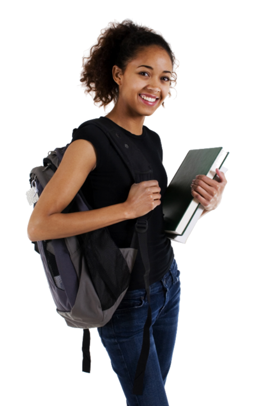 Download and use Student PNG Image