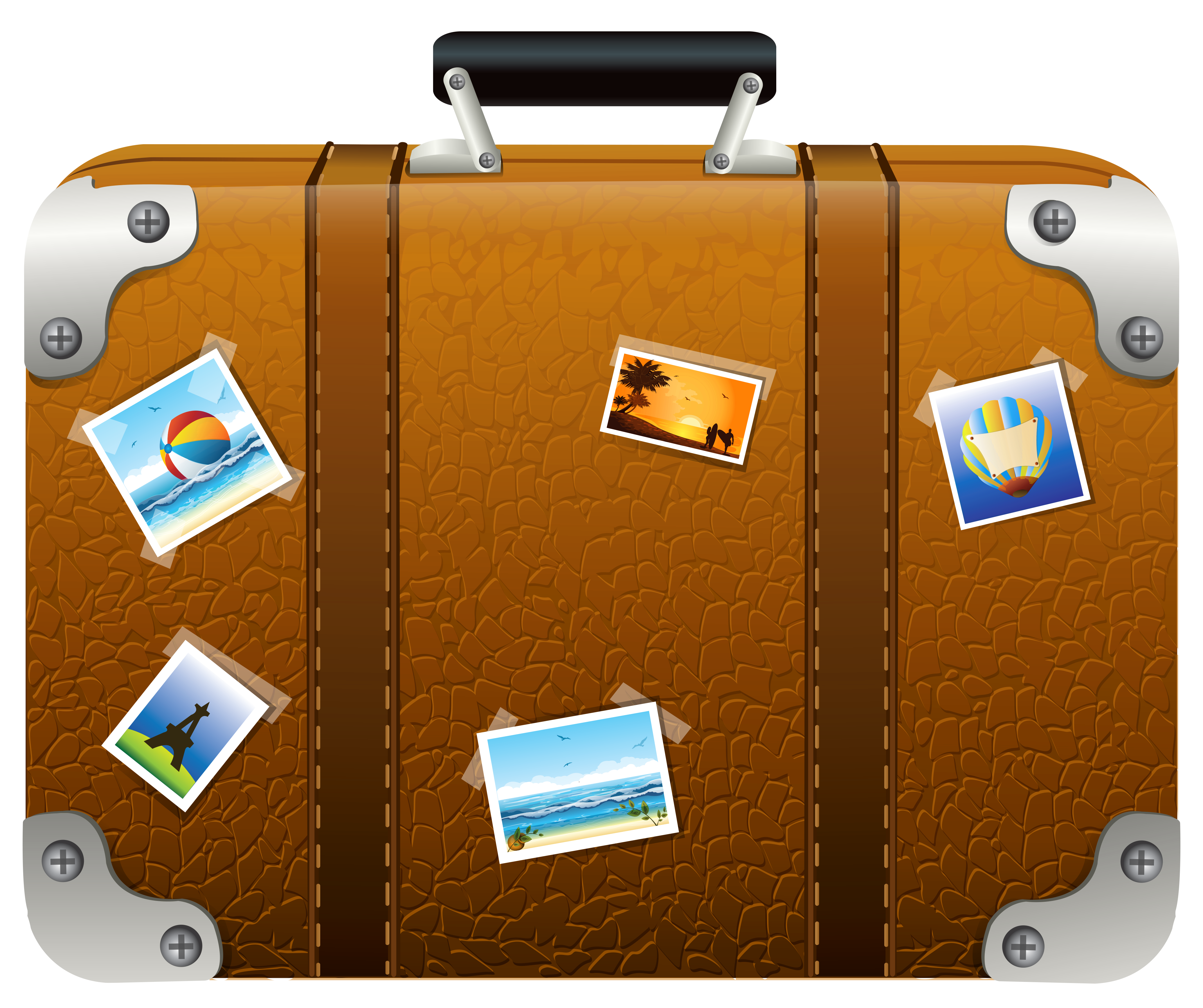 Download this high resolution Suitcase Icon