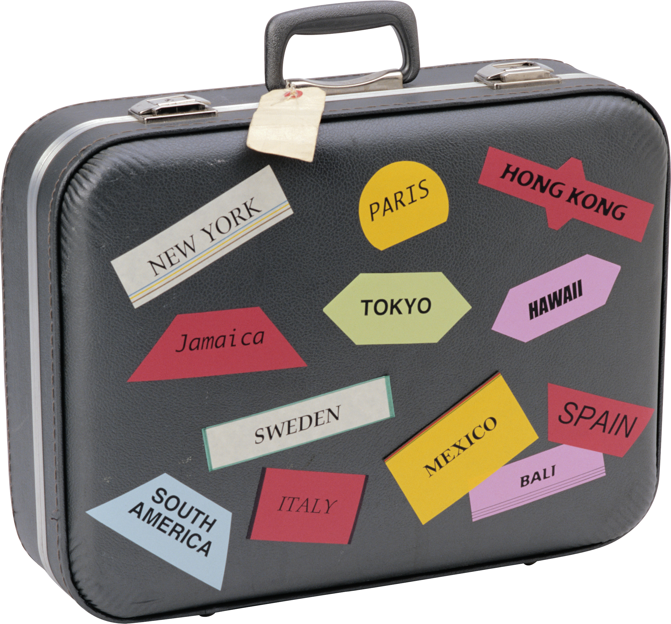 Now you can download Suitcase PNG Picture