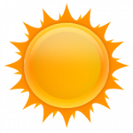 Download and use Sun PNG Icon