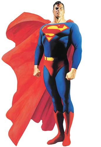 Download and use Superman PNG