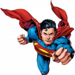 Download and use Superman Transparent PNG File