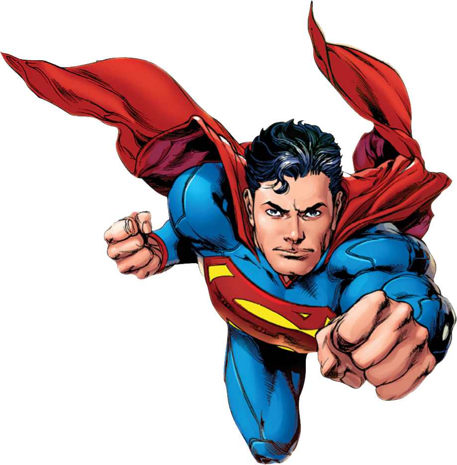 Superman High Quality PNG | Web Icons PNG