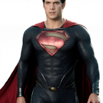 Download and use Superman PNG in High Resolution