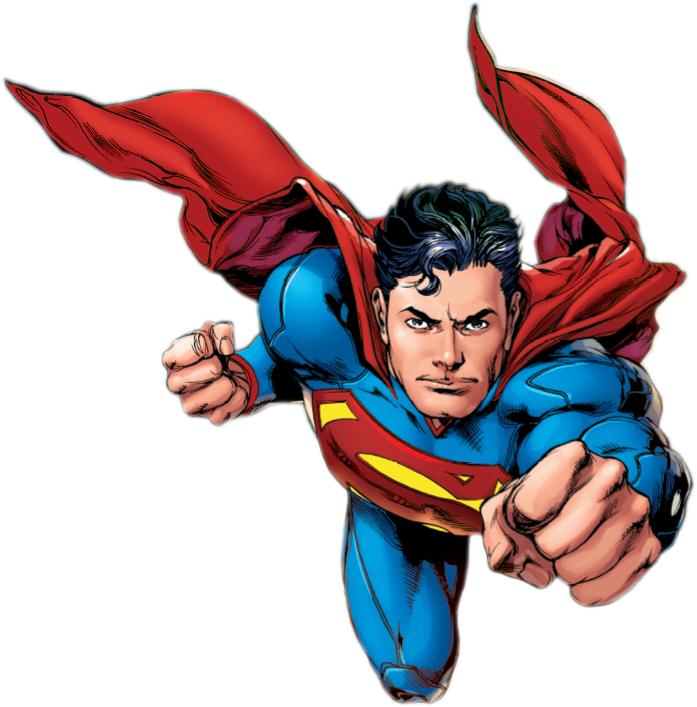 Superman PNG Image Without Background 99622 - Web Icons PNG