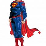 Now you can download Superman Transparent PNG File
