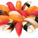 Now you can download Sushi Transparent PNG Image