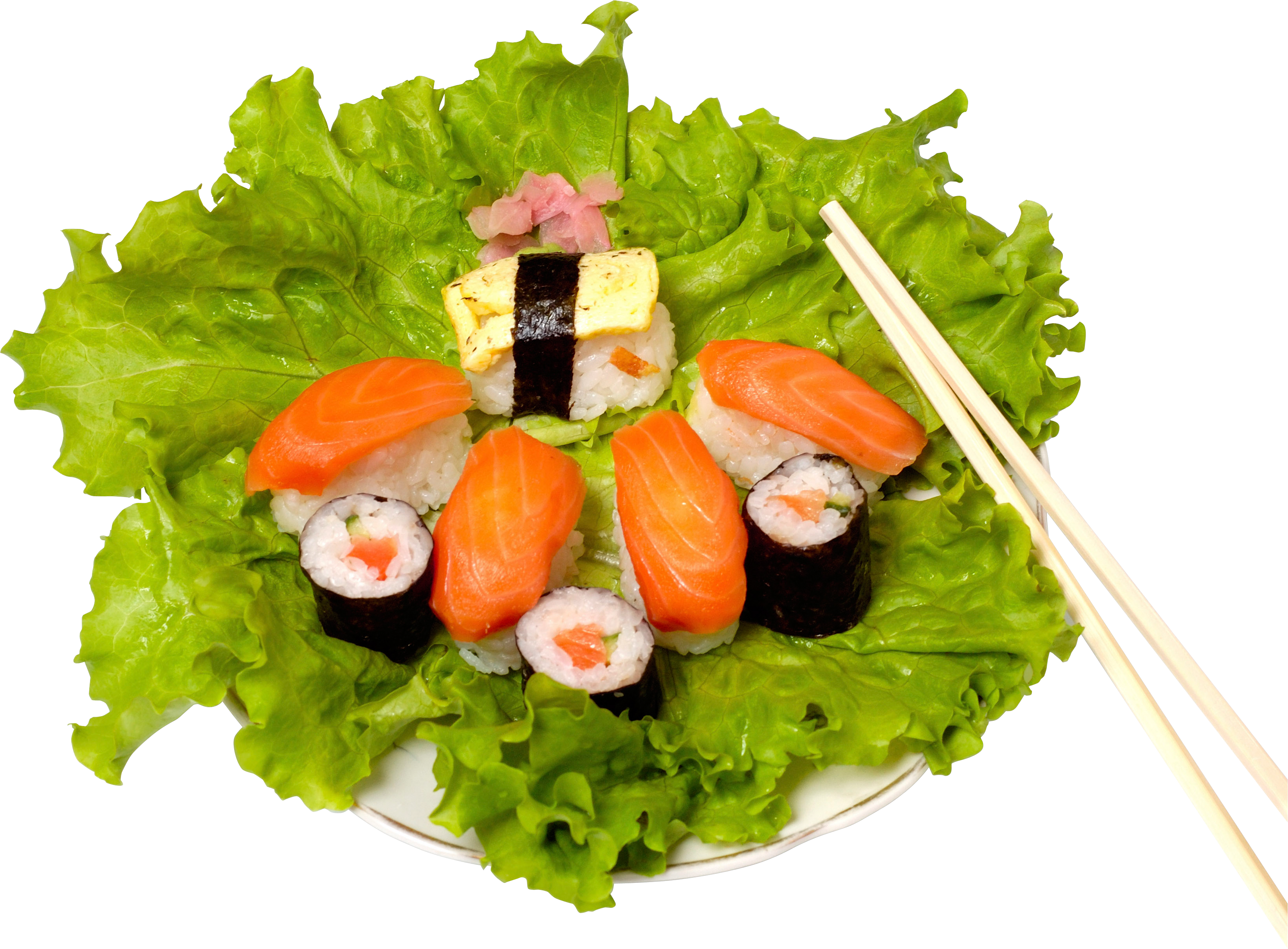 Best free Sushi PNG in High Resolution