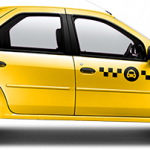 Download and use Taxi PNG in High Resolution