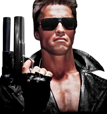 Best free Terminator  PNG Clipart