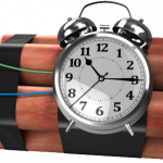 Grab and download Time Bomb PNG