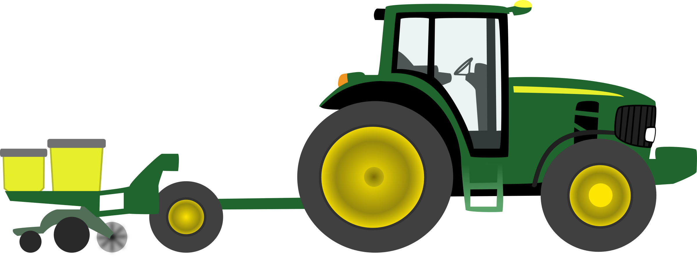 Download for free Tractor Icon PNG