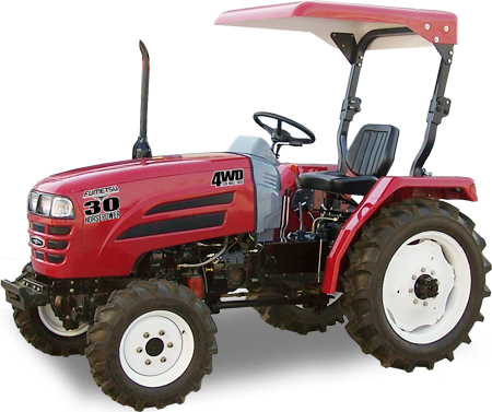 Download for free Tractor  PNG Clipart