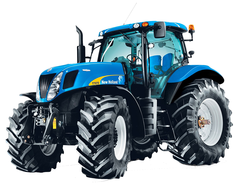 Best free Tractor PNG Picture