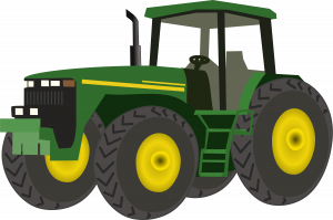 Free download of Tractor In PNG