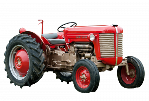 Free download of Tractor Icon PNG