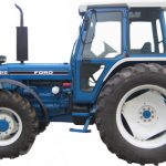 Download for free Tractor Transparent PNG File