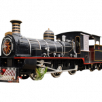 Best free Train PNG in High Resolution