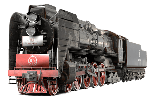 Now you can download Train High Quality PNG