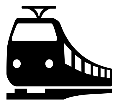 Free download of Train Icon Clipart