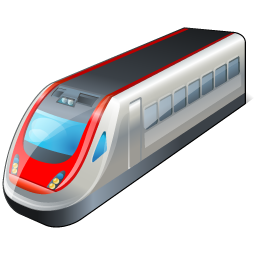Download this high resolution Train PNG