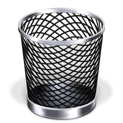 Download this high resolution Trash Can Transparent PNG File