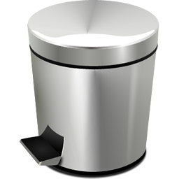 Trash Can Icon Clipart Web Icons Png