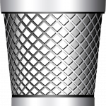 Download and use Trash Can High Quality PNG
