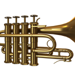 Download for free Trumpet And Saxophone  PNG Clipart