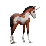 Grab and download Unicorn Transparent PNG File