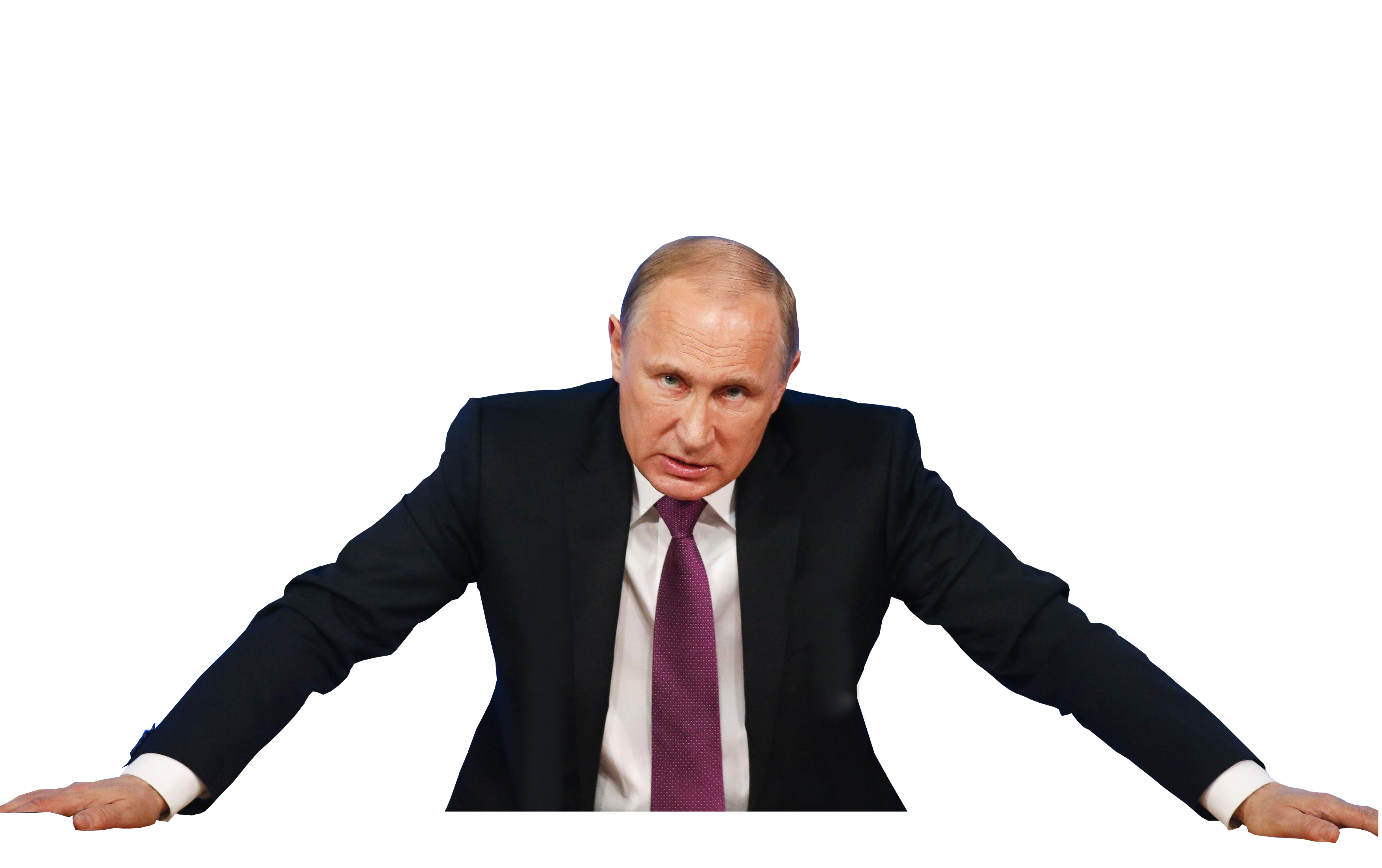 Free download of Vladimir Putin PNG Picture