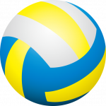 Download and use Volleyball PNG Image
