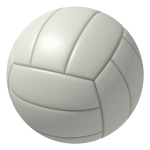 Download this high resolution Volleyball In PNG
