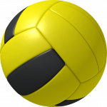 Download and use Volleyball PNG Image Without Background