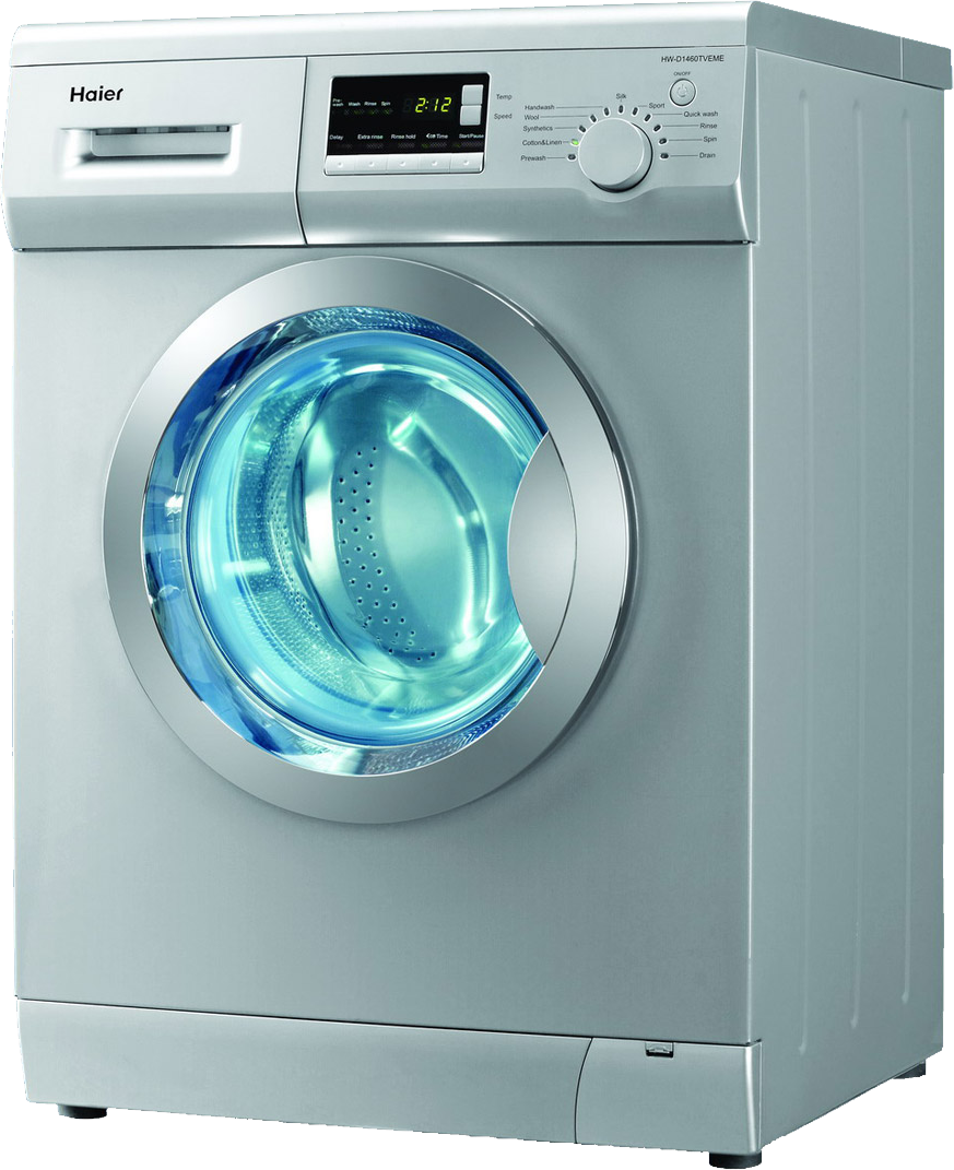 Now you can download Washing Machine PNG Icon