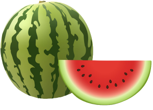 Best free Watermelon PNG Picture