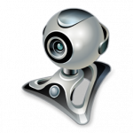Download this high resolution Web Camera Transparent PNG File
