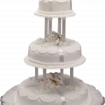 Download this high resolution Wedding Cake Transparent PNG File